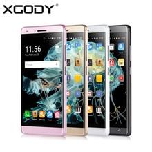 Xgody x11 5,0 zoll handy mtk6580 quad core 512 mb ram 8 GB ROM Android 5.1 5.0MP Zell Smartphone Dual SIM GPS WiFi entsperrt