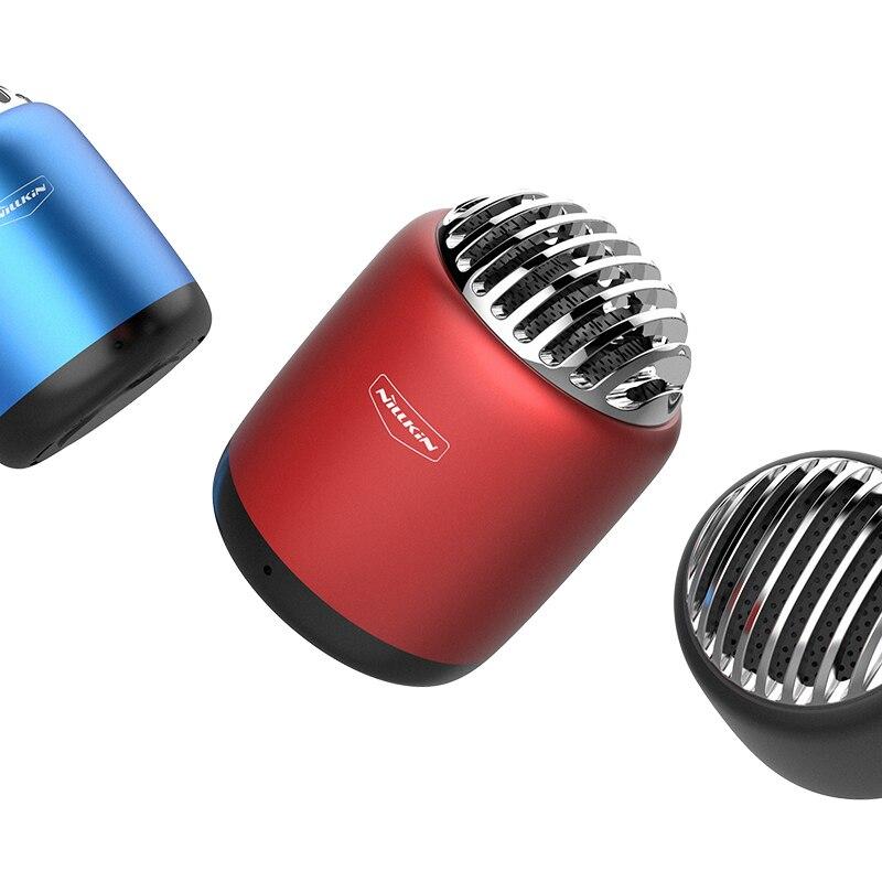 Mini Wireless Bluetooth Speaker NILLKIN BT 4 0 Speaker HiFi Portable Bass Bluetooth take picture video