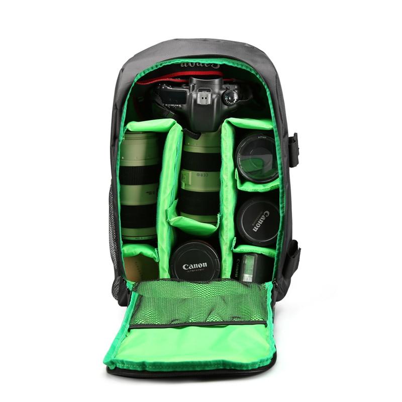 ФОТО Upgrade Waterproof Digital DSLR Photo Padded Backpack w/ Rain Cover Laotop 15.6