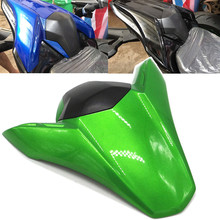 Fast Shipping for kawasaki Z900 Z 900 2017 2018 2019 seat cowl Tail Cover with Rubber pad Motorcycle Accessories motorcycle seat cowl rear passenger cover for kawasaki z900 z 900 2017 2018 motor abs accessories rear seat cover cowl