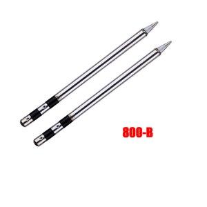 Image 2 - 5V 10W Portable USB Soldering Iron LCD Digital Adjustable Temperature Soldering Gun BAG Welding Rework Repair Tool