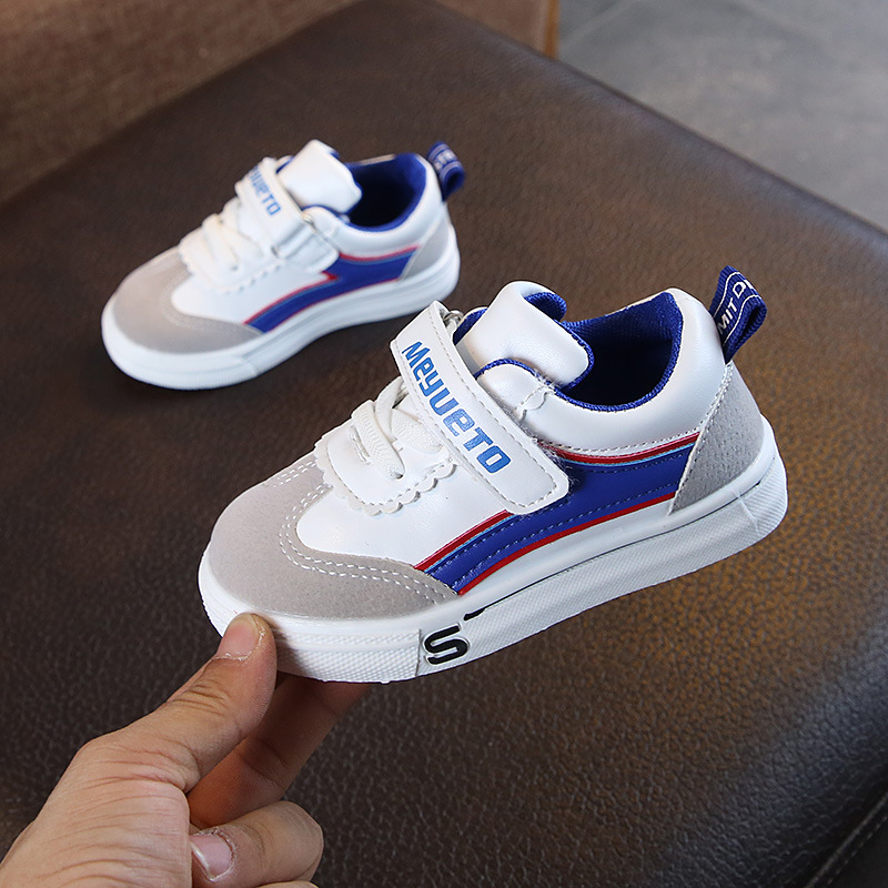 все цены на Infant tennis fashion children sneakers sports running cool baby boys girls shoes excellent classic noble kids casual shoes flat