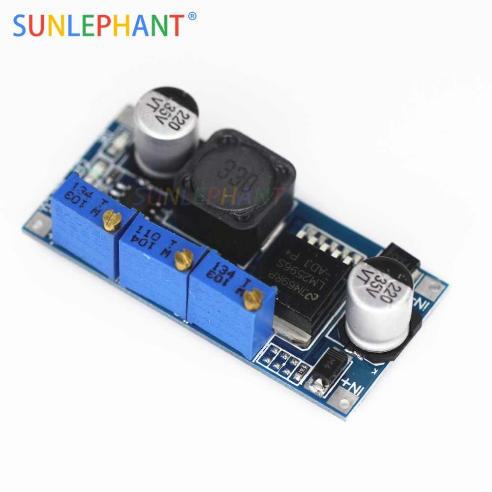 Detail Feedback Questions About Lm2596 Dc Step Down Cc Cv Power Constant Current Battery Charger Supply Module Led Driver Adjustable