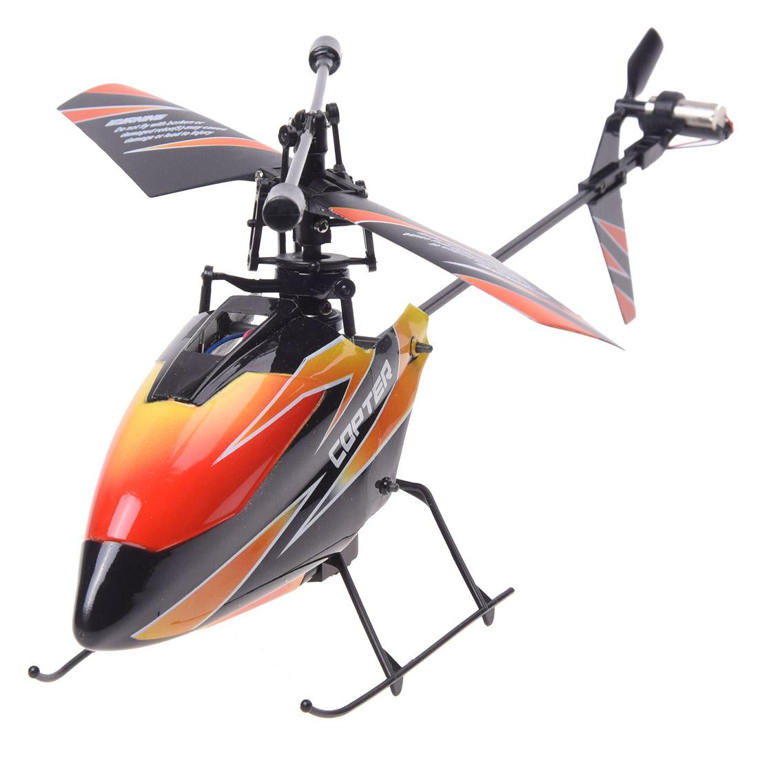 цена на Wltoys Replacement V911 2.4GHz 4CH RC Helicopter BNF New Plug Version(Without Transmitter)