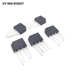 5PCS 6A 800V DIP-4 diode bridge rectifier KBL608