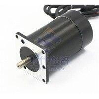 0.5N.M 8.7A 24V brushless DC motor Flange 57mm Body length 95mm 57BL95S15 230TF9 150W 3000rpm brushless motor