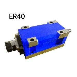 Image 4 - Шпиндель с ЧПУ bt40 ER40 MT4 для токарного станка, фрезерного гравировального станка, Китай, низкая цена, оптовая продажа, тяжелая резка