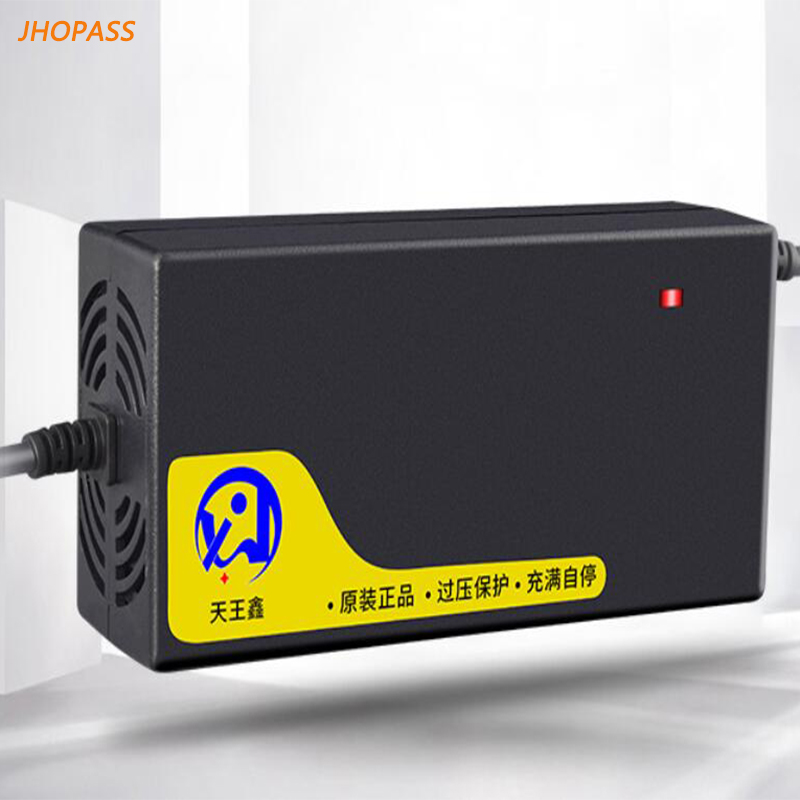 48V 5A 14S Lithium Battery Charger For E-bike/Balance Car/ Scooter Output Voltage 58.8V 5A  Battery Charger