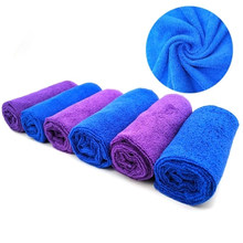 Hair Salon Barber Shop Towel Foot Beauty Salon Dedicated Baotou Dry Hair Towel Super Absorbent Hair Products(China)