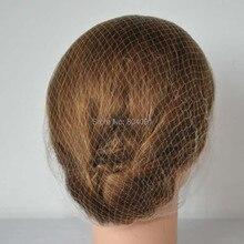 """Крышка на голову, тонкий парик, нейлоновая шапка для волос, сетка для волос, Nelon с """"эластичным краем"""""""