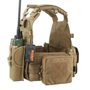 Image 3 - EXCELLENT ELITE SPANKER Outdoor Hunting 6094 Vests Tactical Vest Suit Military Men Clothes Army CS  Equipment Accessories