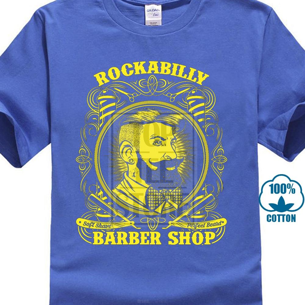Sosiri noi2017 Rockabilly Barber Shop Hair Shave Razor Foarfece de - Imbracaminte barbati - Fotografie 4