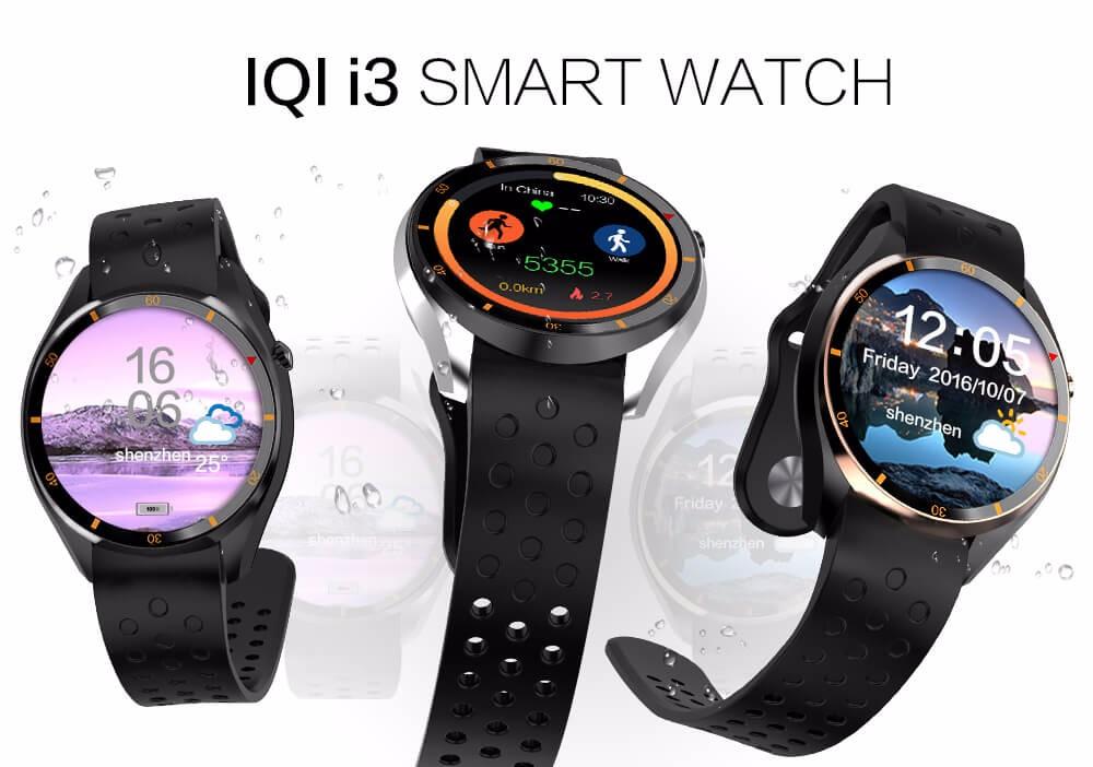 IQI I3 3G Smart Watch (1)