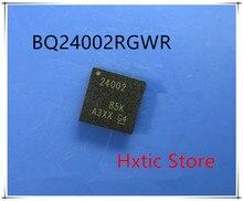 NEW 10PCS/LOT BQ24002 BQ24002RGWR 24002 QFN-20 IC