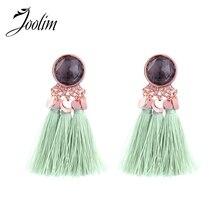 JOOLIM Hot Tassel Earring Women Wholesale High Quality