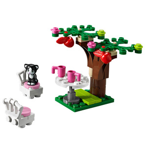 Image 5 - 697pcs Cinderella Romantic Castle Princess Friend Building Blocks For Girl Sets Gift Toys Compatible Lepining Friends Bricks
