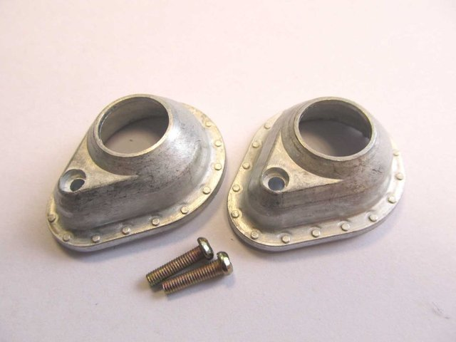 Mato Metal sprocket hubs for  1/16 1:16 RC Panzer III, IIIH, Stug III tank, metal upgraded parts
