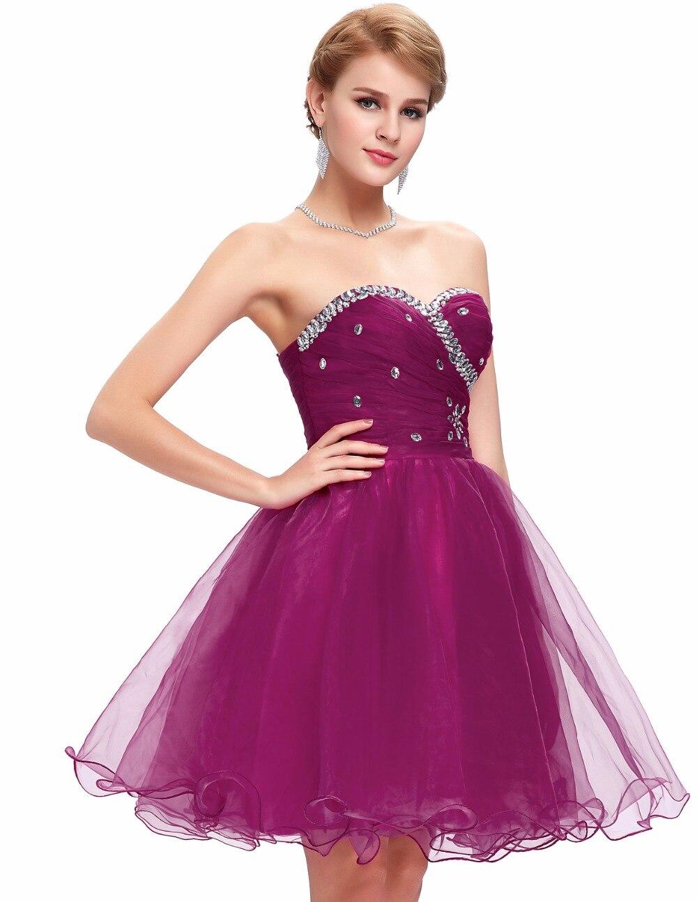 Junior Short Prom Dresses