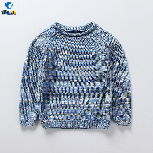New BrandTUTUYU Baby Girls Boys Kids Sweater Autumn Winter Sweatershirt Tiny Cottons Sweater Knitted Pullover Warm Sweater