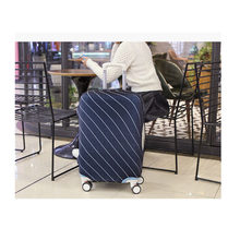 Travel Accessories Luggage Cover Protector Elastic Trolley Suitcase Cover Protective Covers Suitcase Case 18 20 24 26 28 30 Inch(China)