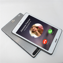 7.85 Pulgadas 3G WCDMA de la Tableta PC Quad Core MTK8382 Androide 4.2 IPS pantalla Dual SIM 1 GB + 8 GB 4500mA F788 WIFI GPS FM GPS 8.0MP cámara