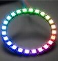 1pcs 24Bit RGB LED Ring WS2812B 5050 RGB LED + Integrated Drivers For Arduino  A7-016