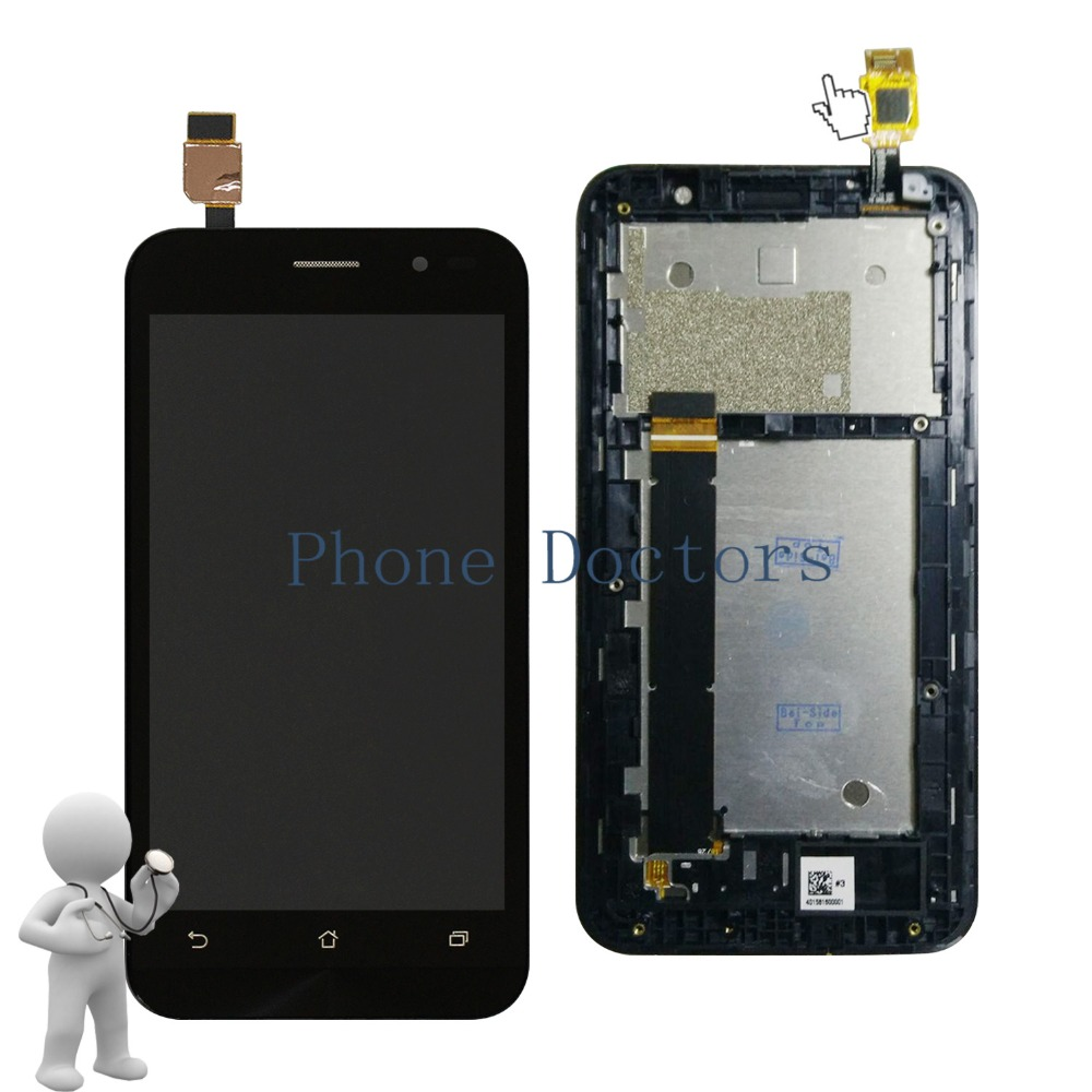 5.5 inch Full LCD DIsplay+Touch Screen Digitizer +Frame Cover Assembly For Asus ZenFone Go TV ZB551KL X013D X013DA X013DB X013DC ...