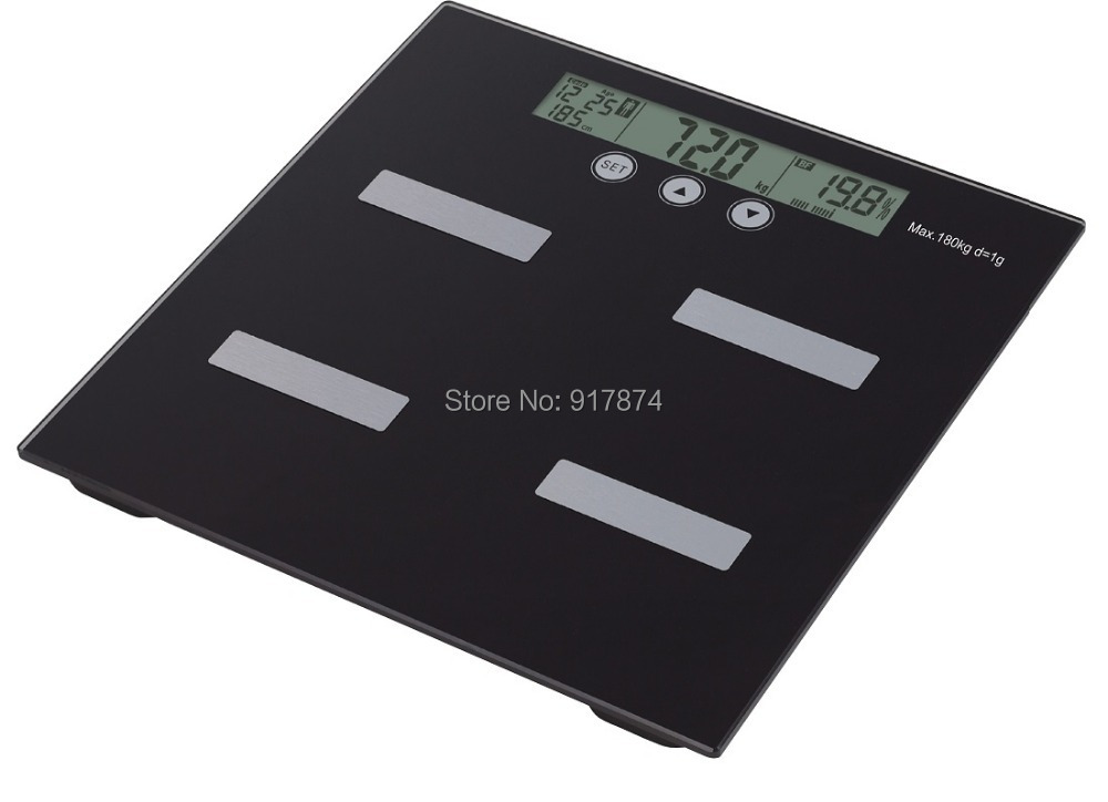 Жира Шкала электронный орган Вес весы Цифровой баланс с сенсорной кнопки и многофункциональный Горячая распродажа! ...