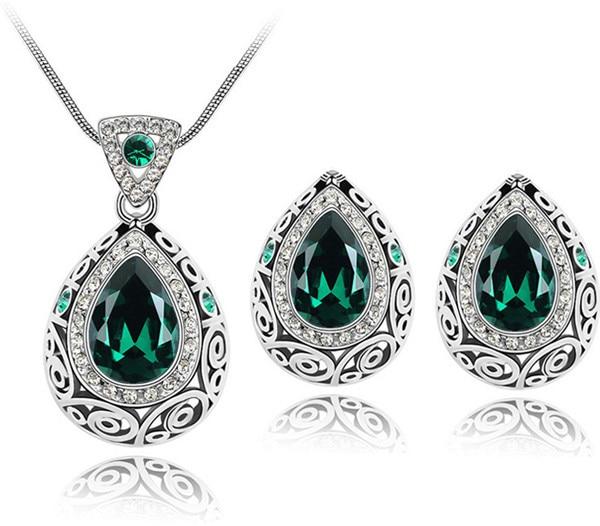 Bridal Wedding Jewelry Sets...
