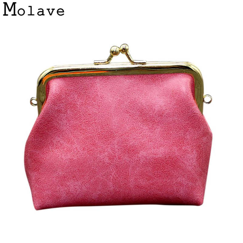 Naivety PU Leather Coins Purses Mini Coin Purse Small Hasp Solid Color Wallet Portable Bag 30S71214 drop shipping