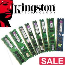 تستخدم كينغستون PC ذاكرة عشوائية Ram ميموريال وحدة الكمبيوتر سطح المكتب 1 GB 2 GB PC2 DDR2 4 GB DDR3 8 GB 667 MHZ 800 MHZ 1333 MHZ 1600 MHZ 8 GB 1600