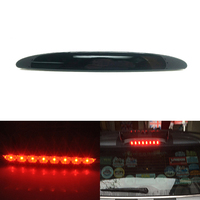 Smoked Clear Lens Led Additional Brake Lights Lamp For Mini Cooper 02 06 Brilliant Red 8