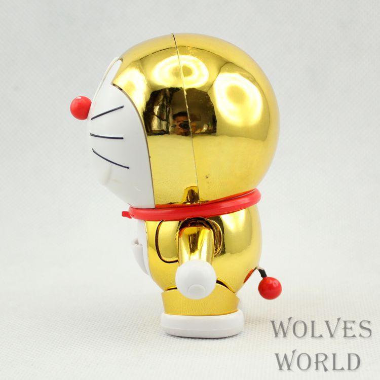 Toko Online Saintgi Doraemon Robot Lucu 4 Anime Kartun Emas