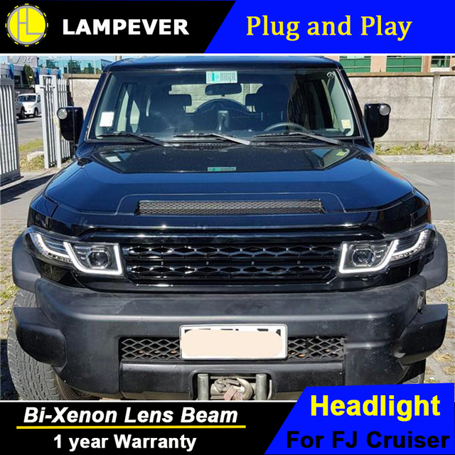 Lampever Free Shipping Auto Front Light For Fj Cruiser