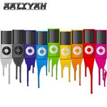 купить Sports HIFI Mp3 Player Walkman 1.8inch Lettore Mp3 player fm Lcd Screen Music Converter Speler Digital Music Speaker Audio Radio дешево