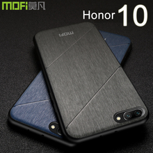 huawei honor 10 case cover Mofi buinsee fitted soft protector business style honor10 cover fundas conque huawei honor 10 case