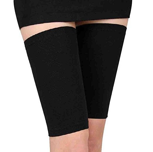 Yosoo 1 Pair Thigh leg Massage Shaper Thigh Slimming Compression Socks Burn Fat Thin Leg Socks