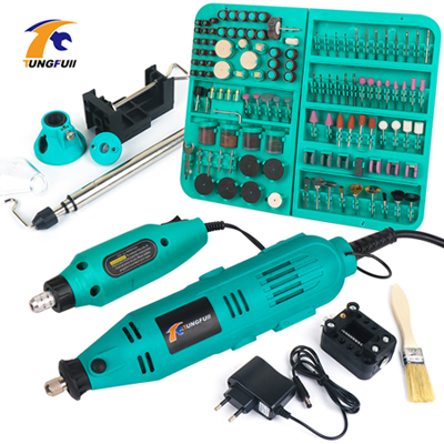 Electric Drill Power Tools Electric Diy Mini Drills For Dremel Rotary Tools For Polishing Grinding Cutting Mini Grinder Tool trochilus400w drills grinding rotary machine mini grinder electric engravers adjustable angle grinder tools sets moledores80505