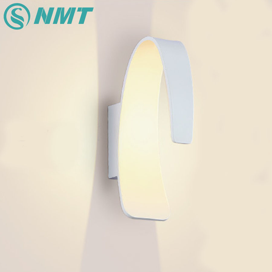 Modern Frosted LED Wall Lamp Country Style Sconce Garden Mirror Light Aluminum LED Wall Light For Bedroom/Living Room/Stair Wall new high end classical chinese style acryl aluminum led mirror light for bathroom bedroom living room wall lamp 1026