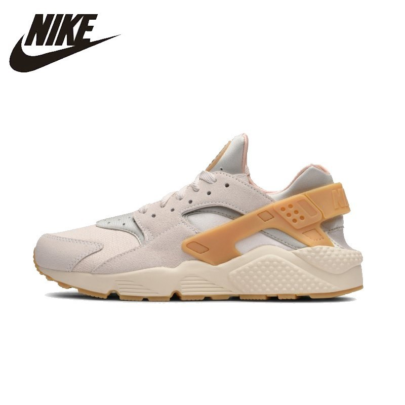 NIKE Air Huarache Run SE Original Mens Running Shoes Stability Mesh Breathable Sneakers For Men Shoes#852628-004 nike roshe run men air mesh breathable running shoes original new men outdppr sport sneakers trainers shoes