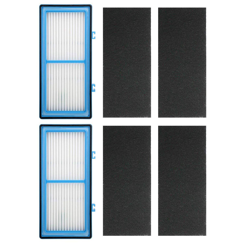 Für Holmes Luftreiniger Filter Aer1 Serie 4 Carbon Booster Filter Für Holmes Aer1 Hepa-typ Insgesamt Luftfilter Replac Ungleiche Leistung 2 Hepa