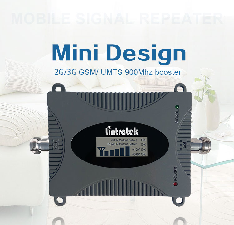 Shop Lintratek Powerful AWS 1700/2100MHz Signal Boosters Band 4 Cell