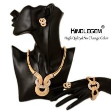 HOT New Dubai Oro color Plata Geometría Grande Sistema de La Joyería Collar Anillo Del Pendiente Del Brazalete de Perlas de Boda Africanos De Nigeria mujeres