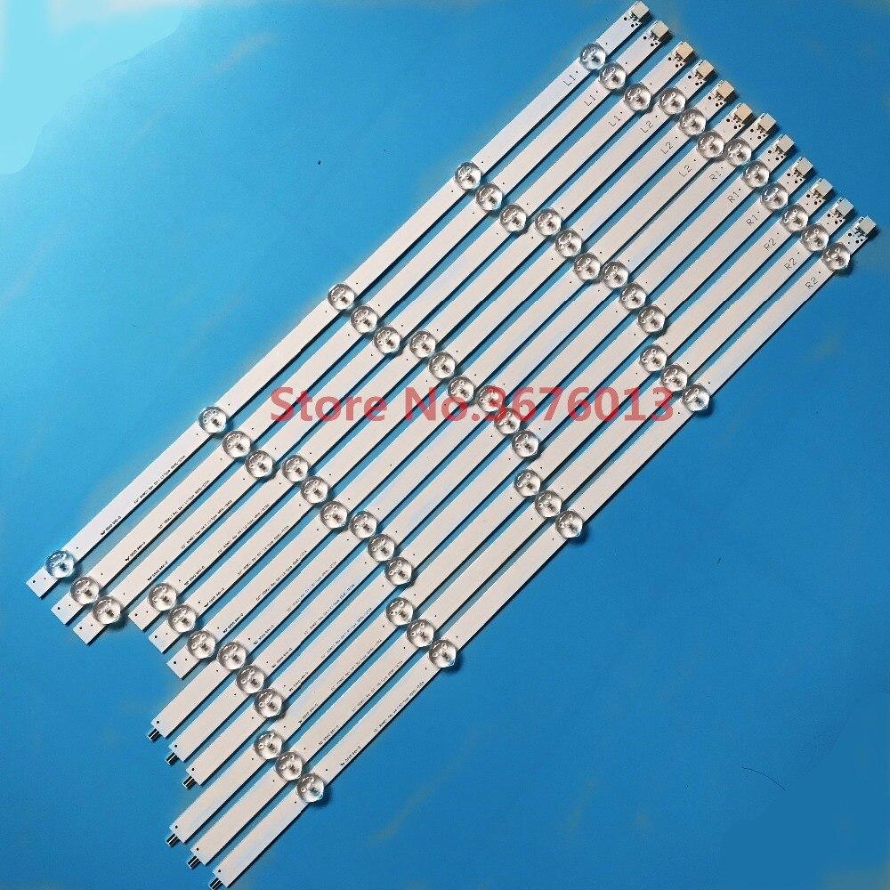 Led Lighting Obedient Backlight Led Strip Array For 50row 2.1 Rev 0.4 6916l-1273a 6916l-1241a 6916l-1276a 6916l-1272a Lg 50ln5400 Chills And Pains