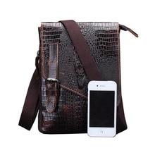 Модная мужская сумка из мягкой натуральной кожи, маленькая сумка на плечо для путешествий, сумки через плечо, мужская сумка-мессенджер для мужчин, маленький портфель, сумка