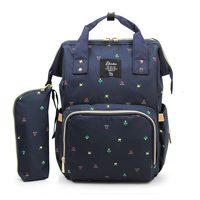 Mummy Diaper Bags Maternity Large Capacity Outdoor Newborn Nappy Travel Backpack With Thermal Bag Baby Care For Mother MBG0005