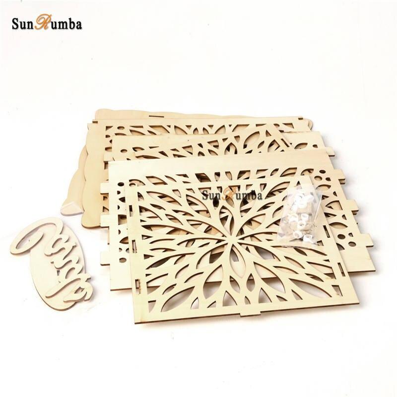 Wedding card box MUW-325-06