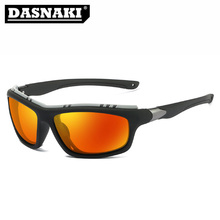 2018 Fishing glasses 100% Polarized 5 Colors Men Outdoor Sport Sun Glasses For Driving Fishing Golfing polarized fishing glasses