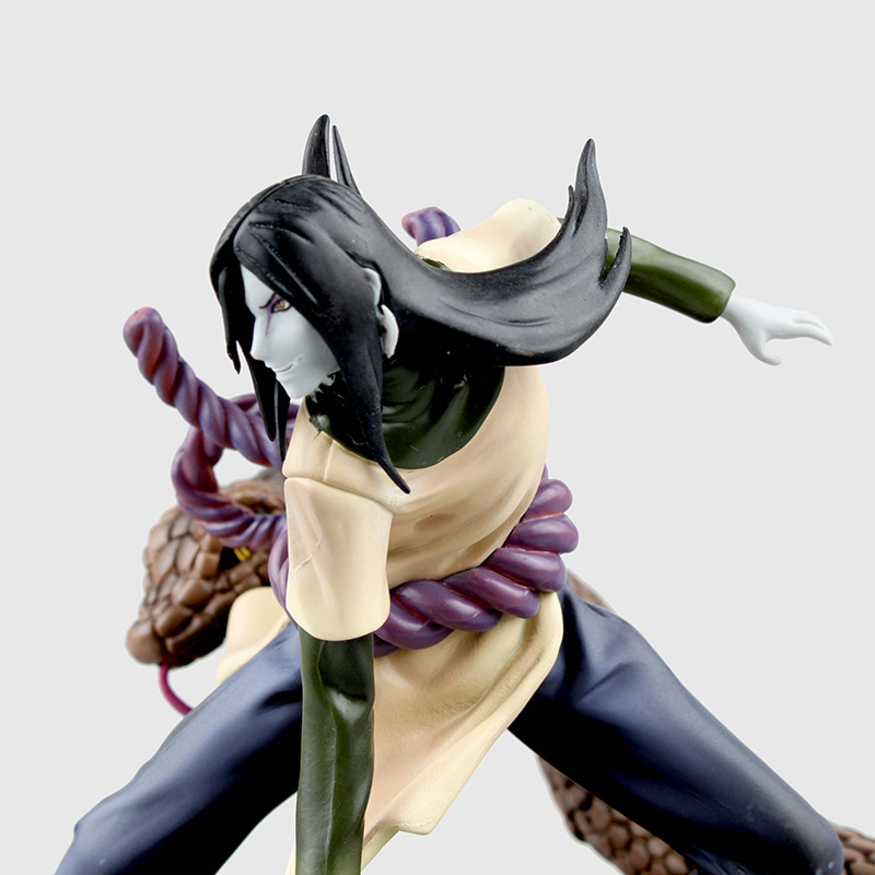 Orochimaru Action Figures Practicing split