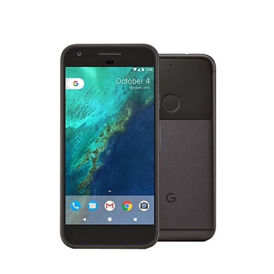 US Version Original Google Pixel 4G LTE Mobile Phone 5.0'' 4GB RAM 32GB/128GB ROM Quad Core Android 2770mAh Battery Smart phone
